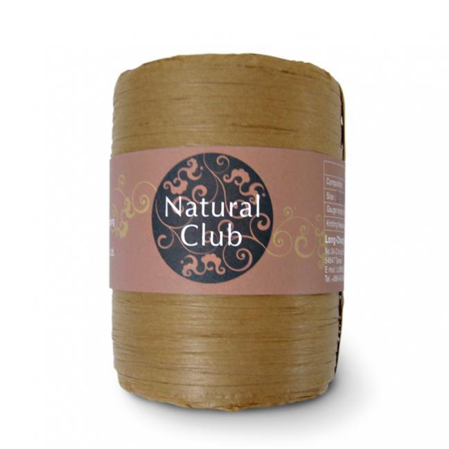 Kremke Natural Club Papir Garn tabak