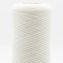Kremke Soul Wool Merino Spindelvævs Lace 30/2 superfine superwash Reinweiß