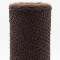 Kremke Soul Wool Merino Spindelvævs Lace 30/2 superfine superwash Braun
