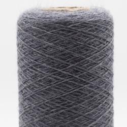 Kremke Soul Wool Merino Spindelvævs Lace 30/2 superfine superwash Grafit