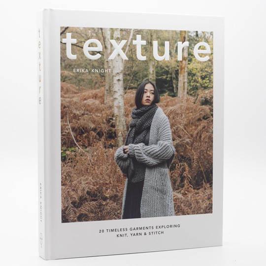 Erika Knight Book Texture DK strik med struktur