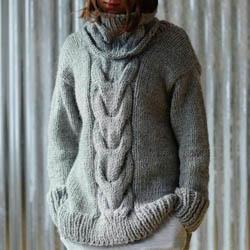 Erika Knight Trykte opskrifter til Maxi Wool discontinued designs Maxiwool Sunday Englisch