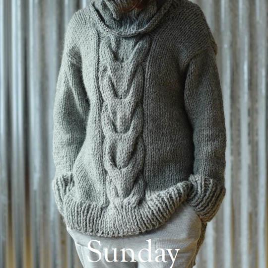 Erika Knight Trykte opskrifter til Maxi Wool discontinued designs