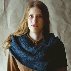Erika Knight Trykte opskrifter til British Blue 100 discontinued designs Constance ENG