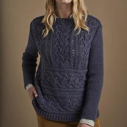 Erika Knight Trykte opskrifter til British Blue 100 discontinued designs Filey ENG