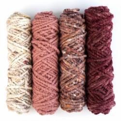 Kremke Soul Wool RUGby Tæppe Uld