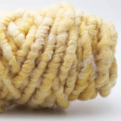 Kremke Soul Wool RUGby Tæppe Uld Mais