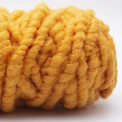 Kremke Soul Wool RUGby Tæppe Uld Orange