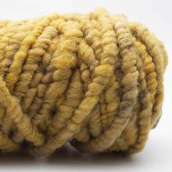 Kremke Soul Wool RUGby Tæppe Uld Messing