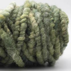 Kremke Soul Wool RUGby Tæppe Uld Hellgrün-Dunkelgrün