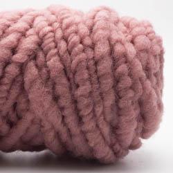 Kremke Soul Wool RUGby Tæppe Uld Altrosa