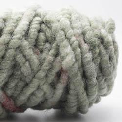 Kremke Soul Wool RUGby Tæppe Uld Grün-Rost