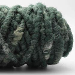 Kremke Soul Wool RUGby Tæppe Uld Jägergrün