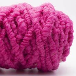 Kremke Soul Wool RUGby Tæppe Uld Pink