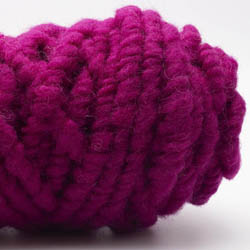 Kremke Soul Wool RUGby Tæppe Uld Cyclam