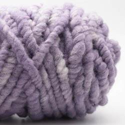 Kremke Soul Wool RUGby Tæppe Uld Blassflieder