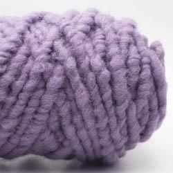 Kremke Soul Wool RUGby Tæppe Uld Flieder