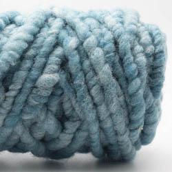 Kremke Soul Wool RUGby Tæppe Uld Türkismeliert