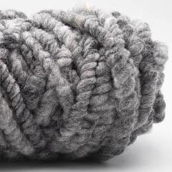 Kremke Soul Wool RUGby Tæppe Uld Silbergraumeliert