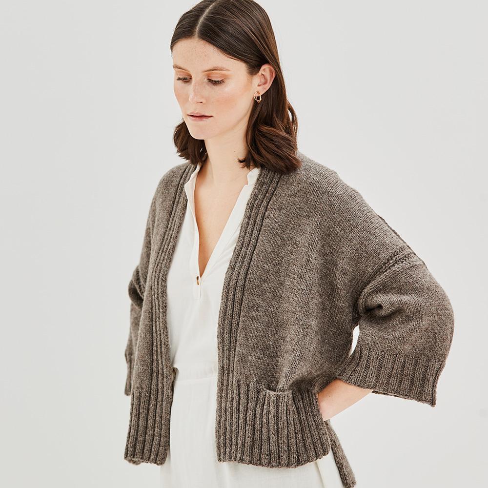 Erika Knight Opskrifter FETTLE til Wool Local EK0001