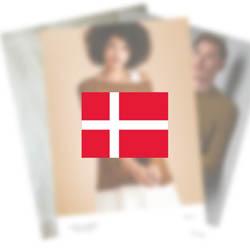 Erika Knight Opskrifter VIRGINIA til British Blue 100 EK0004 Dansk