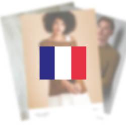 Erika Knight Opskrifter VIRGINIA til British Blue 100 EK0004 Francais