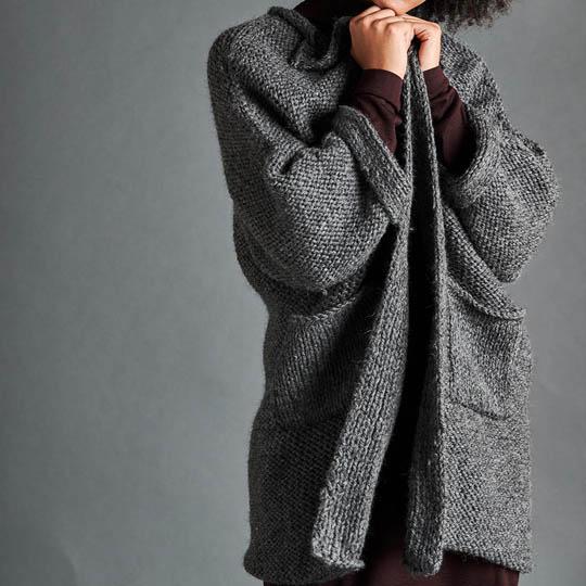Erika Knight Opskrifter TRAVELLER til Maxi Wool EK0009