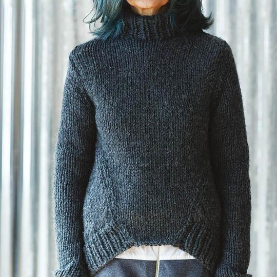 Erika Knight Opskrifter TUESDAY til Maxi Wool EK0010