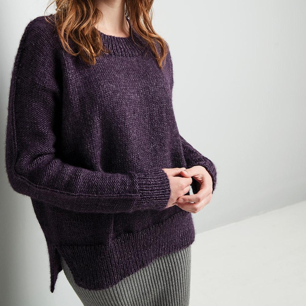 Erika Knight Opskrifter KEMPTOWN til Wild Wool EK0014