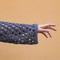 Kremke Soul Wool Set Häkelpullover Breeze