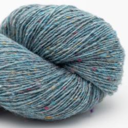 BC Garn Loch Lomond Lace GOTS NEW hellblau