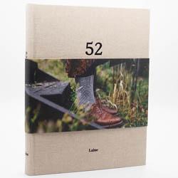div. Buchverlage LAINE 52 Weeks of Socks Englisch
