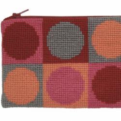 Fru Zippe cosmetics clutch 710381 dots