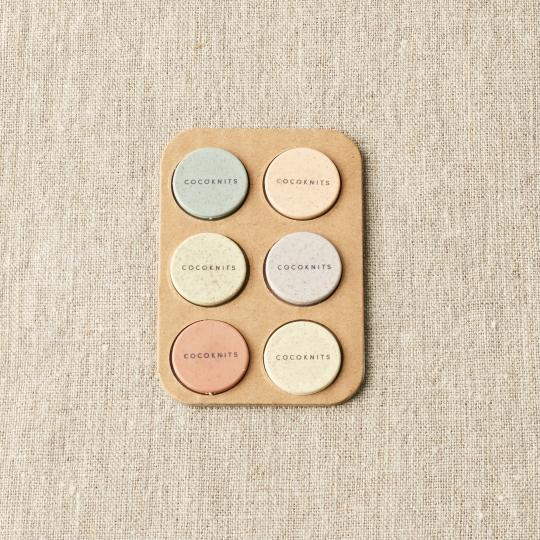 CocoKnits Colorful Magnet Set