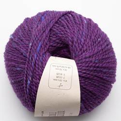 BC Garn Hamelton Tweed 1 plum