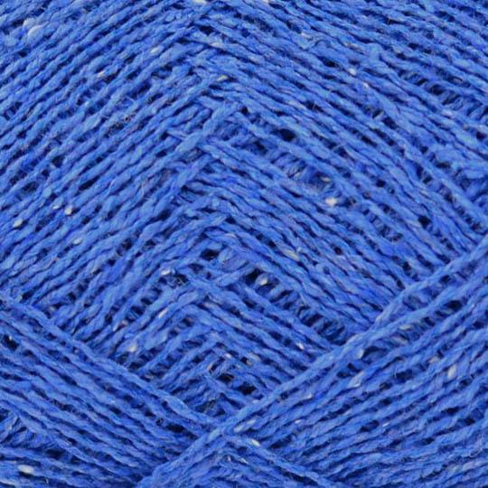 Karen Noe Design Japonica Silke Marineblau