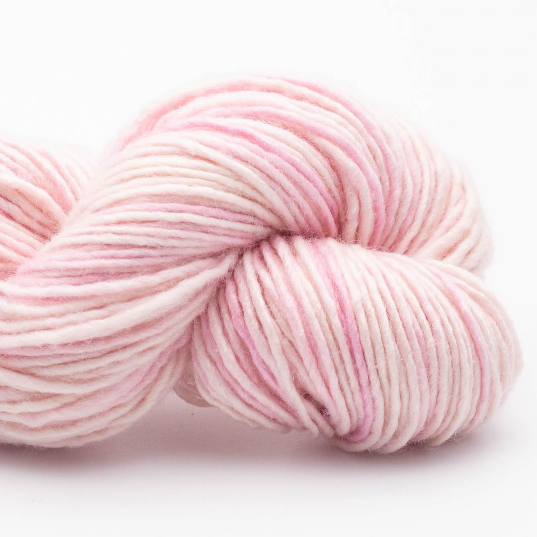 Manos del Uruguay Silk Blend - ensfarvet Cherry Blossom3208