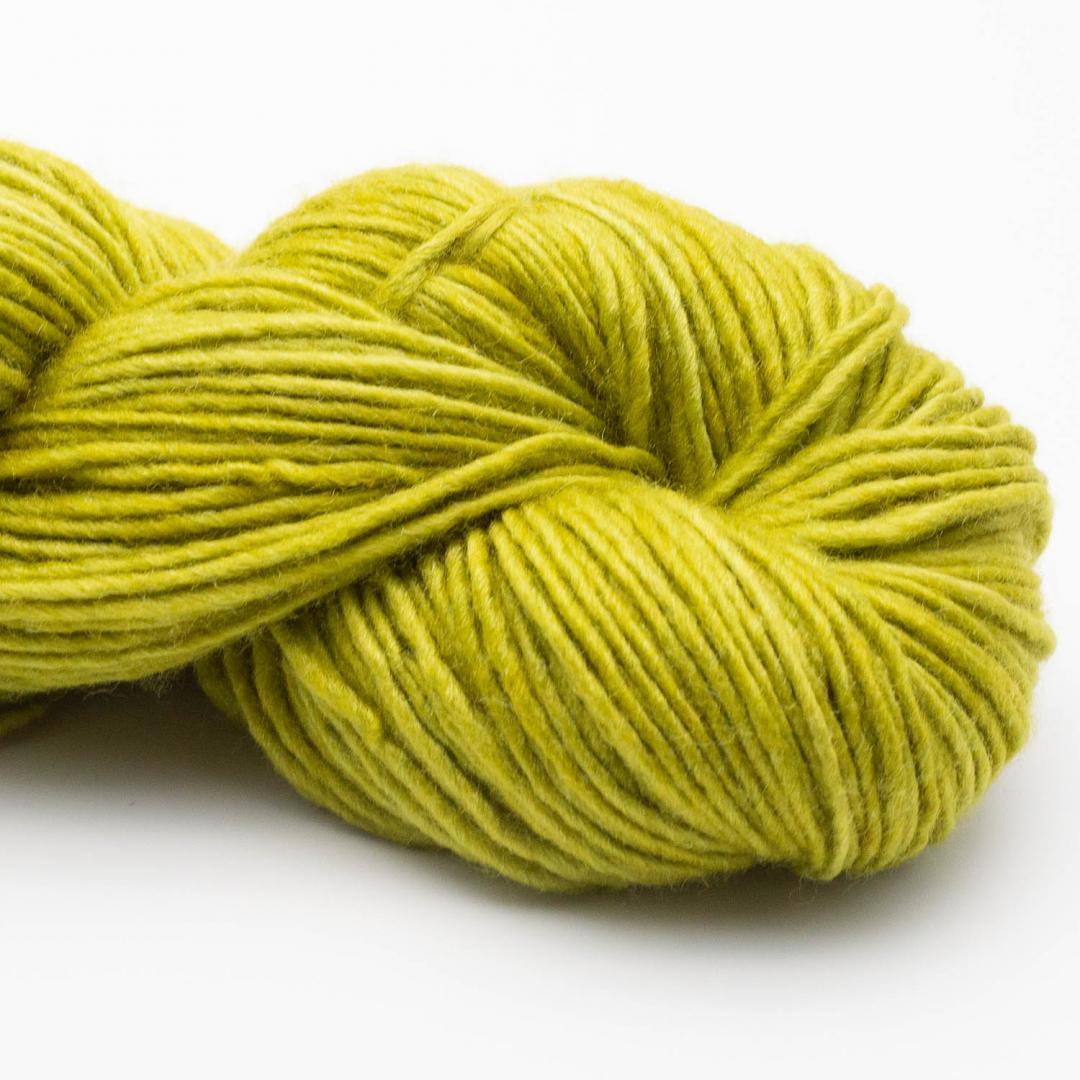 Manos del Uruguay Silk Blend - ensfarvet Citric3068