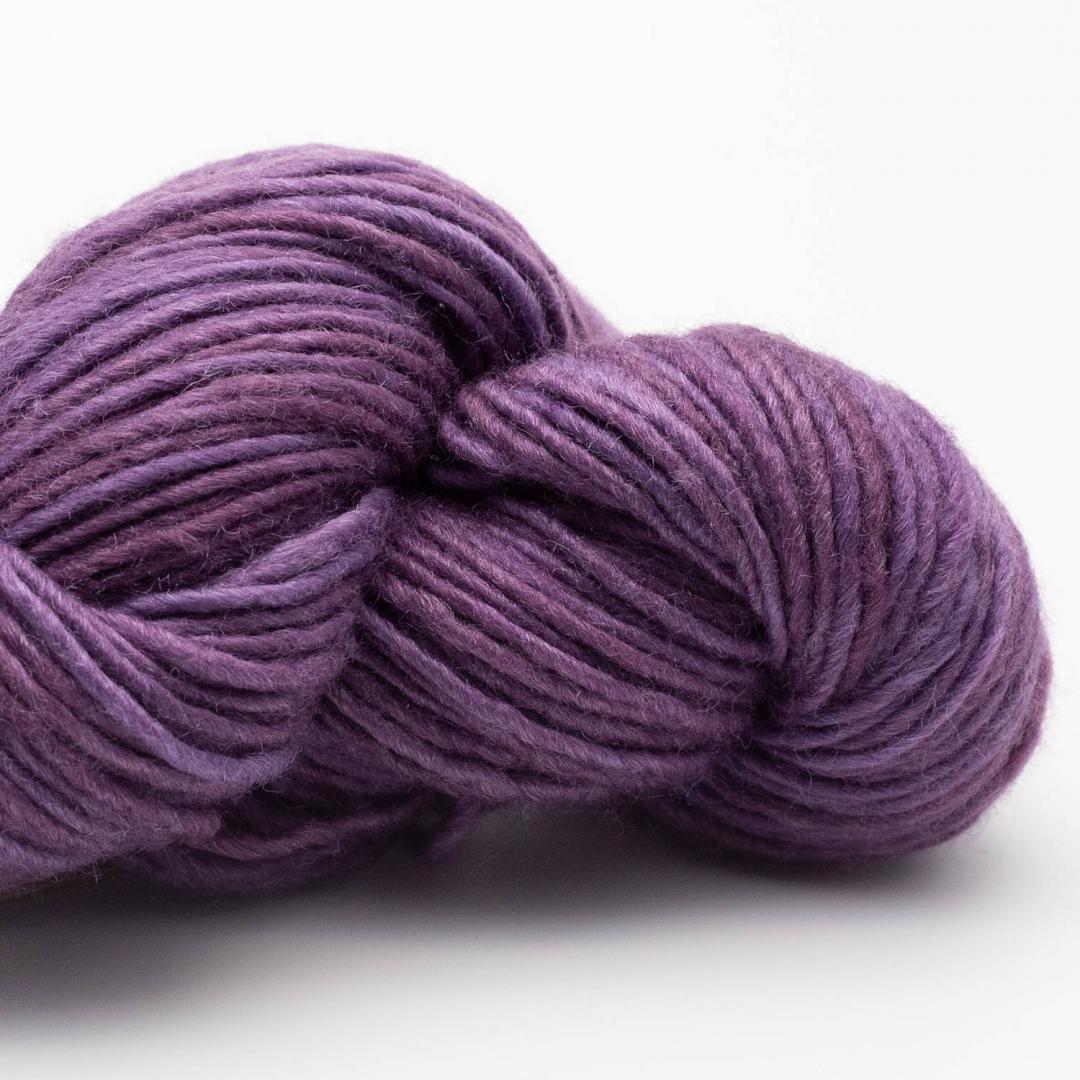 Manos del Uruguay Silk Blend - ensfarvet CountViolet3213