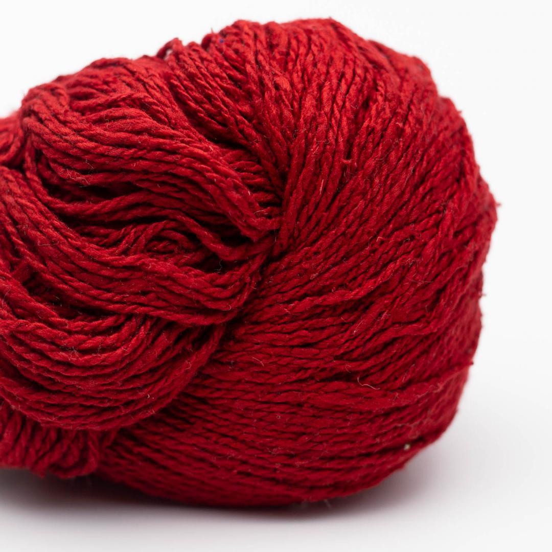 BC Garn Soft Silk dark red