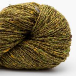 BC Garn Tussah Tweed forest green