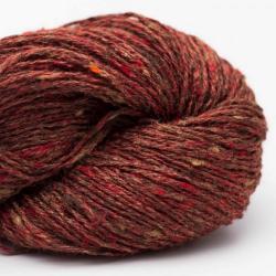 BC Garn Tussah Tweed pomegranate-mix