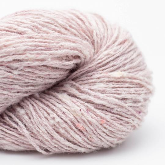 BC Garn Tussah Tweed rosè-creme
