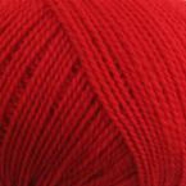 BC Garn Semilla Extra Fino fire red