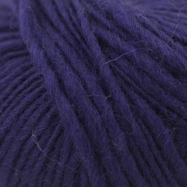 BC Garn Semilla Flamé dark purple