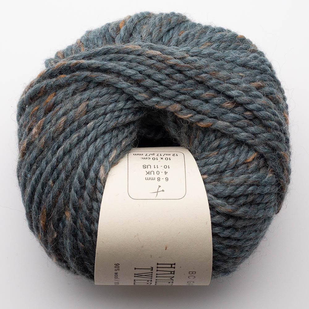 BC Garn Hamelton Tweed 2 grey