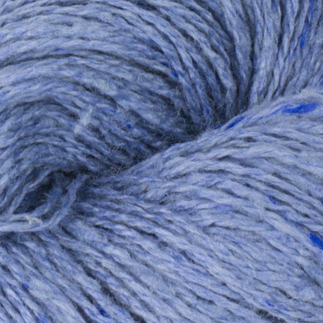 BC Garn Sarah Tweed blue