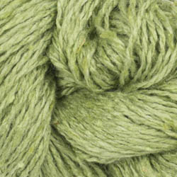 BC Garn Sarah Tweed light green