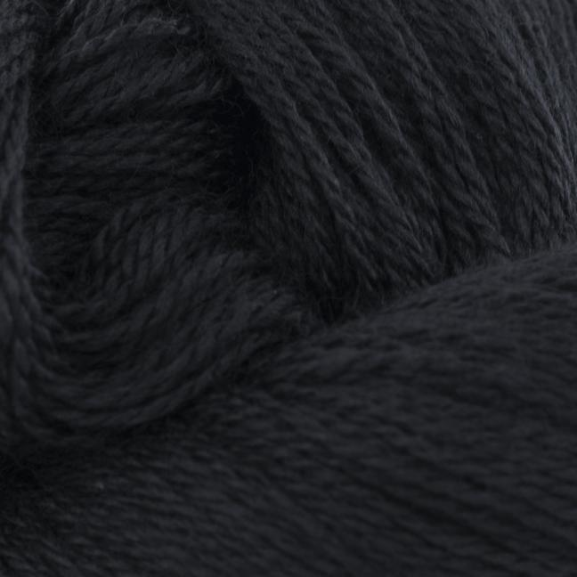 BC Garn Silkbloom Extra Fino black