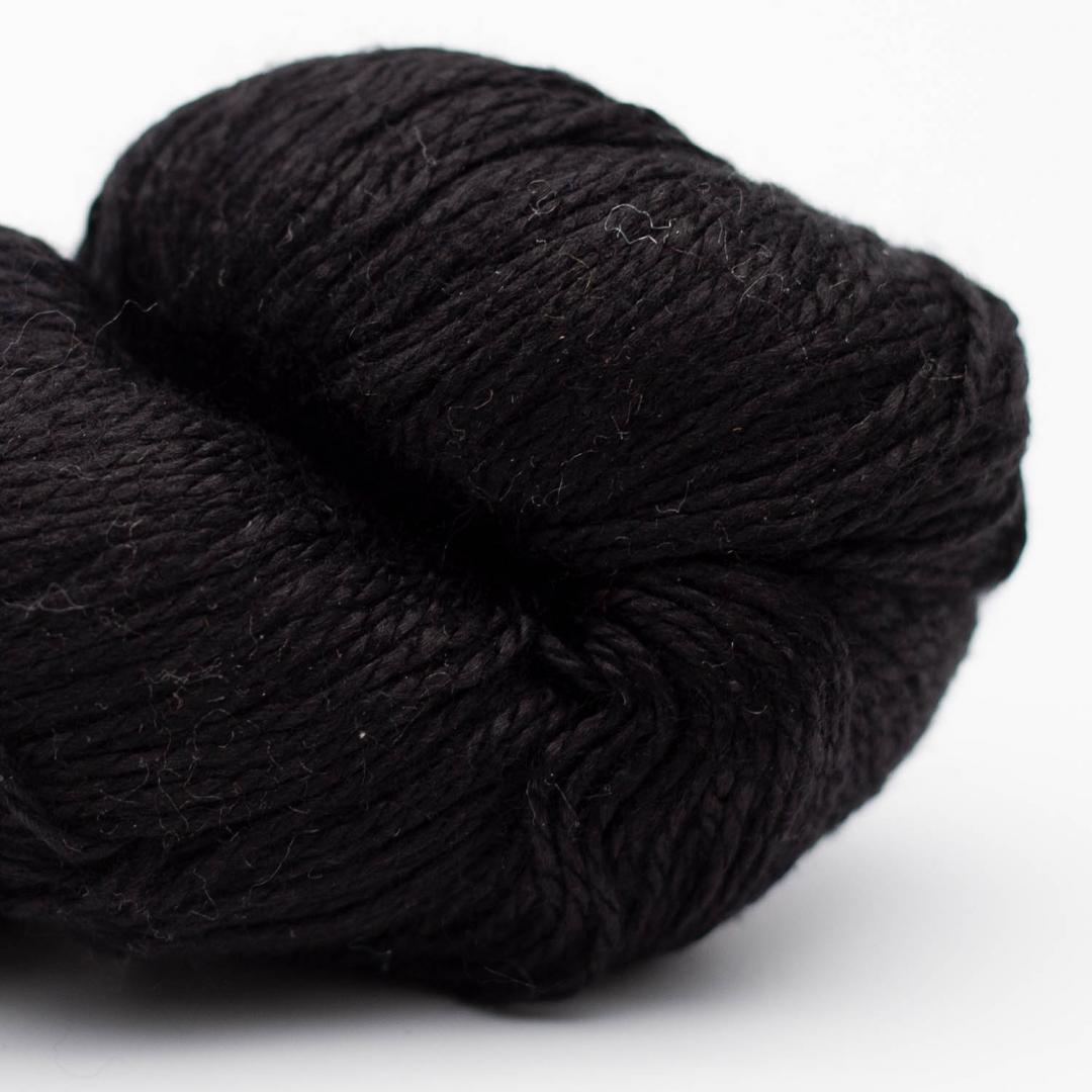 BC Garn Jaipur Silk Fino black